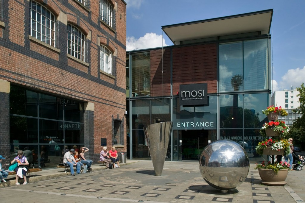 Campaign to #SaveMOSI gets Manchester mobilised