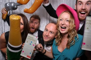 GOLD RUSH FOR PEPPERMINT SODA AT THE CIPR AWARDS