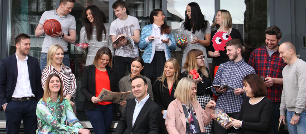 Want a career in a successful marketing agency? Read on (and get the low-down on how you could join team Peppermint)