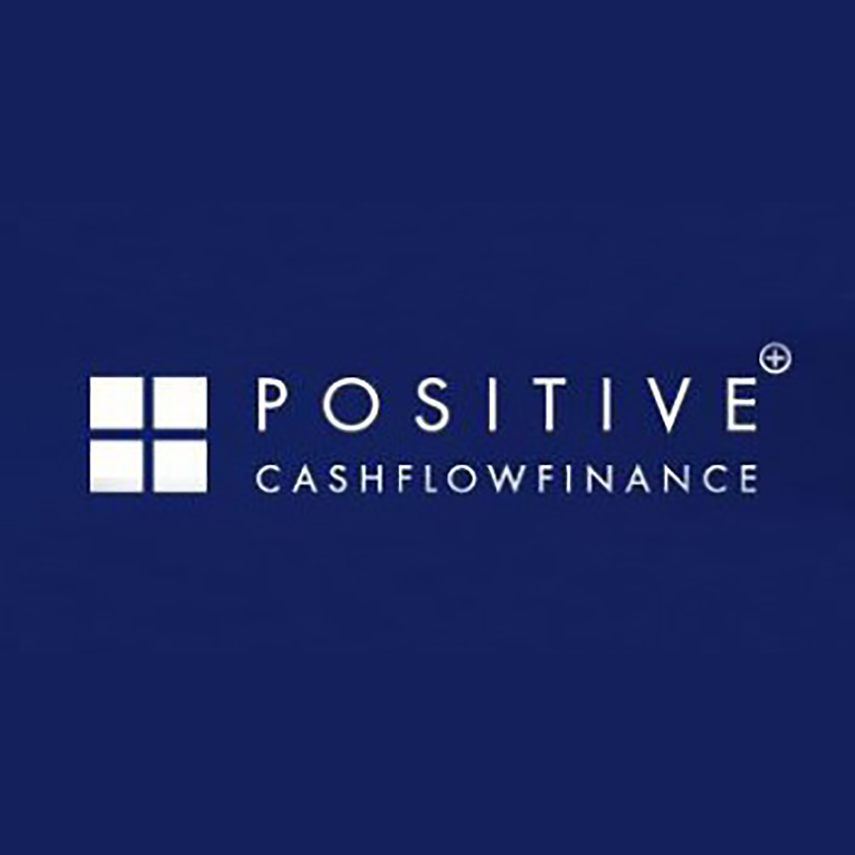 Positive Cashflow Finance